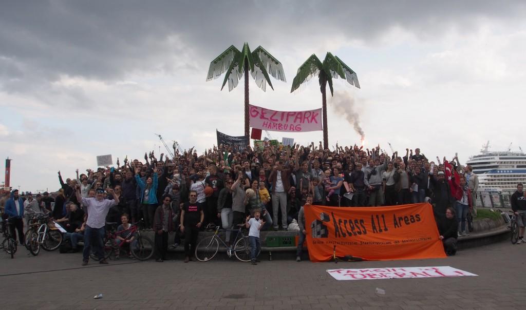 Park Fiction Gezi Park Hamburg